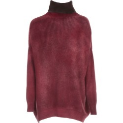 Avant Toi Oversized High Neck Bicolor Sweater found on MODAPINS from italist.com us for USD $669.11