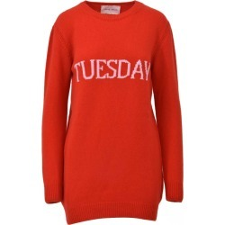 Alberta Ferretti Tuesday Mini Red Dress found on MODAPINS from Italist for USD $400.83