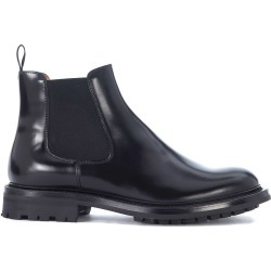 Churchs Genie Black Leather Ankle Boots found on Bargain Bro UK from Italist