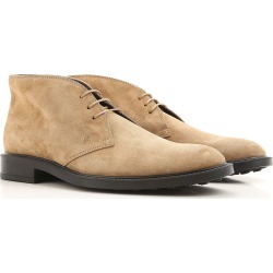 Tods 45a Suede Desert Boots found on MODAPINS from Italist for USD $412.60