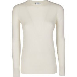 Agnona White Cashmere-blend Jumper found on MODAPINS from italist.com us for USD $514.71