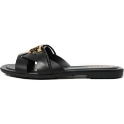 Tods Leather Sandal Black