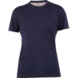 Brunello Cucinelli Silk And Cotton T-shirt found on Bargain Bro UK from Italist