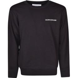 Calvin Klein Logo Print Sweatshirt found on Bargain Bro UK from Italist