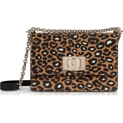 Furla Animal Printed Leather 1927 Mini Crossbody Bag 20 found on MODAPINS from Italist for USD $414.17