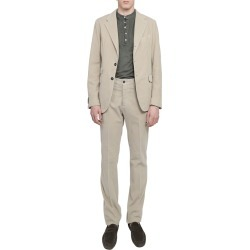 Massimo Alba Beige Sloop Suit found on MODAPINS from italist.com us for USD $793.99