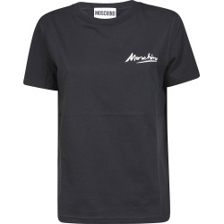 Moschino Logo Print T-shirt found on MODAPINS from Italist for USD $143.31