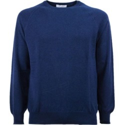 Cruciani Blue Cotton Sweater found on MODAPINS from Italist for USD $343.63