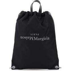 Maison Margiela Tote Bag Backpack With Logo Embroidery found on Bargain Bro Philippines from italist.com us for $647.07