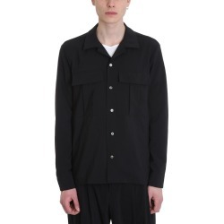 Attachment Black Polyester Shirt found on MODAPINS from Italist for USD $277.55