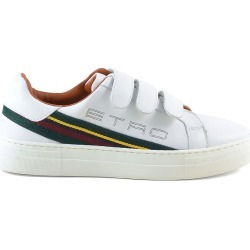 Etro White Signature Womens Sneakers W/straps found on Bargain Bro UK from Italist