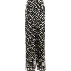Alberta Ferretti Geometric Print Trousers found on Bargain Bro India from italist.com us for $626.99