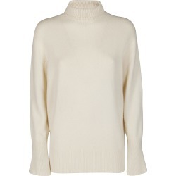 Agnona Ivory Cashmere Jumper found on MODAPINS from italist.com us for USD $573.08