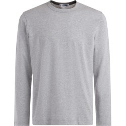 Comme Des Garçons T-shirt Long Sleeve Shirt In Gray Cotton found on MODAPINS from italist.com us for USD $104.45