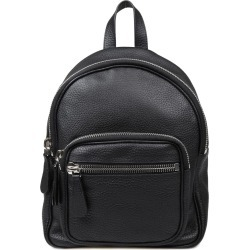 Maison Margiela Mini Backpack In Black Leather found on Bargain Bro Philippines from italist.com us for $956.77