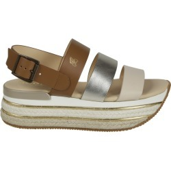 Hogan High Platform Sandals found on MODAPINS from Italist for USD $381.93