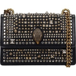 Kurt Geiger Shoulder Bag In Black Leather found on MODAPINS from Italist for USD $350.91
