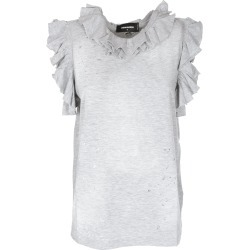 Dsquared2 Ruffled Trip Top found on Bargain Bro UK from Italist for $230.87