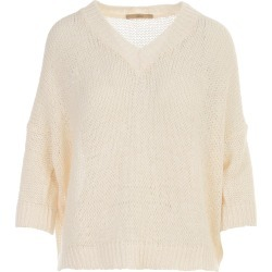 Nuur V Neck Bocy S/s Sweater found on MODAPINS from Italist for USD $255.16