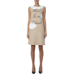 Boutique Moschino Printed Dress found on MODAPINS from Italist for USD $371.86