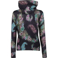 Blugirl Floral Print Sweater found on MODAPINS from Italist for USD $327.26