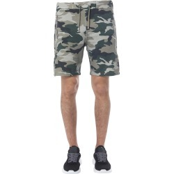 Balmain Camouflage Print Bermuda found on Bargain Bro UK from Italist