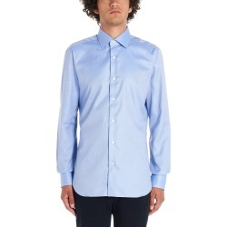 Barba Napoli Shirt found on MODAPINS from Italist for USD $142.57