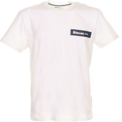 Blauer T-shirt With Logo found on MODAPINS from Italist for USD $87.19
