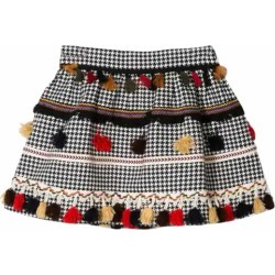 Stella Jean Skirt With Decoration
