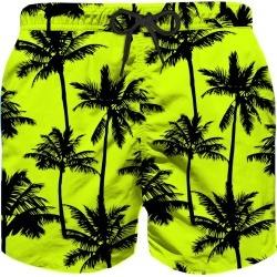 MC2 Saint Barth Palm All Over Print Boys Light Swim Trunks found on Bargain Bro from italist.com us for USD $83.62