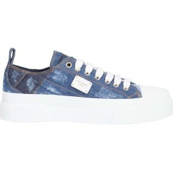 Dolce & Gabbana Denim Portofino Sneakers found on Bargain Bro UK from Italist