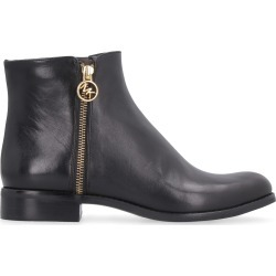 MICHAEL Michael Kors Jayce Leather Ankle Boots found on Bargain Bro UK from Italist