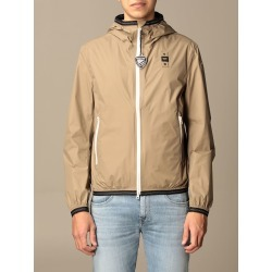 Blauer Jacket Blauer Zip Jacket With Logo found on MODAPINS from italist.com us for USD $158.79