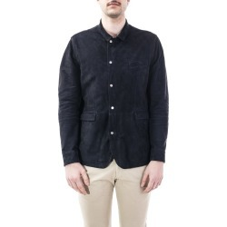 Barba Suede Letather Jacket found on MODAPINS from Italist for USD $618.84