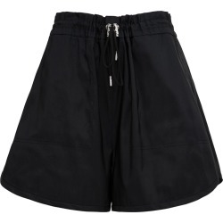 Alexander McQueen Exploded Black Bermuda Shorts found on MODAPINS from Italist for USD $685.24