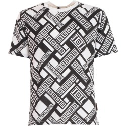 Versace Collection T-shirt S/s Greece Fantasy