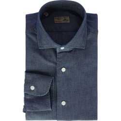 Barba Napoli Light Denim Dandy Life found on MODAPINS from italist.com us for USD $175.00