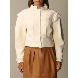 Alberta Ferretti Blazer Boucle Mat With Wide Sleeves found on MODAPINS from Italist for USD $1377.49