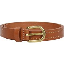 Isabel Marant Brown Leather Belt