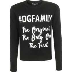 Dolce & Gabbana #dgfamily Jumper found on Bargain Bro UK from Italist