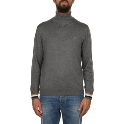 Sun 68 Merinos Wools And Cotton Sweater found on Bargain Bro India from Italist Inc. AU/ASIA-PACIFIC for $85.23