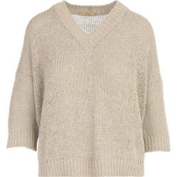 Nuur V Neck Bocy S/s Sweater found on MODAPINS from italist.com us for USD $257.21