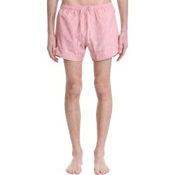 Neil Barrett Beachwear In Rose-pink Polyester found on MODAPINS from italist.com us for USD $297.90