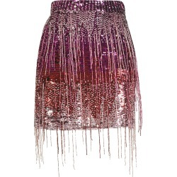 Amen Paill Embroidered Mini Skirt found on MODAPINS from Italist for USD $191.27