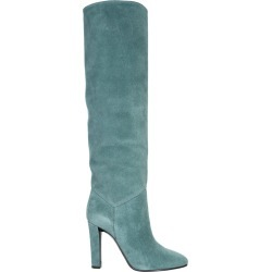 Alberta Ferretti Suede High Boots found on MODAPINS from Italist for USD $495.09