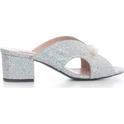 Coliac Slippers Glitter W/piercing found on MODAPINS from italist.com us for USD $443.96