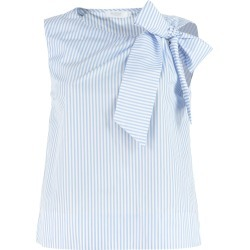 Barba Napoli Striped Cotton Camisole found on MODAPINS from italist.com us for USD $210.29