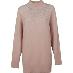 Blumarine Crystal Embellished Oversize Sweater found on MODAPINS from Italist for USD $429.35