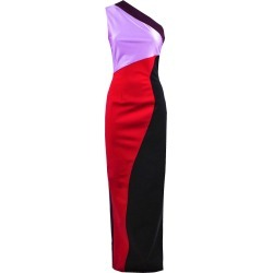 Fausto Puglisi Long One Shoulder Stretch Dress found on MODAPINS from italist.com us for USD $870.71