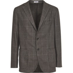 Boglioli Brown Checkered Wool Jacket found on MODAPINS from Italist for USD $408.10